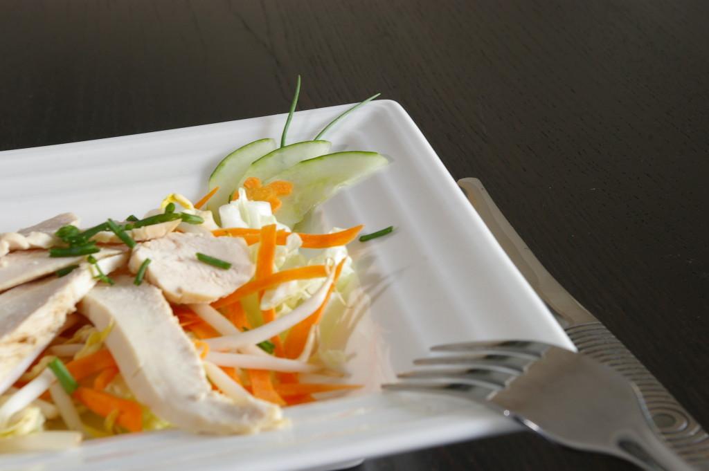 """Фирменный салат от шеф-повара """"Кинь Грусть"""""""